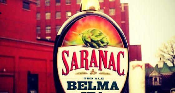 Saranac Belma IPA