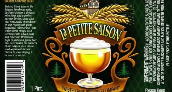 Twisted Pine La Petite Saison