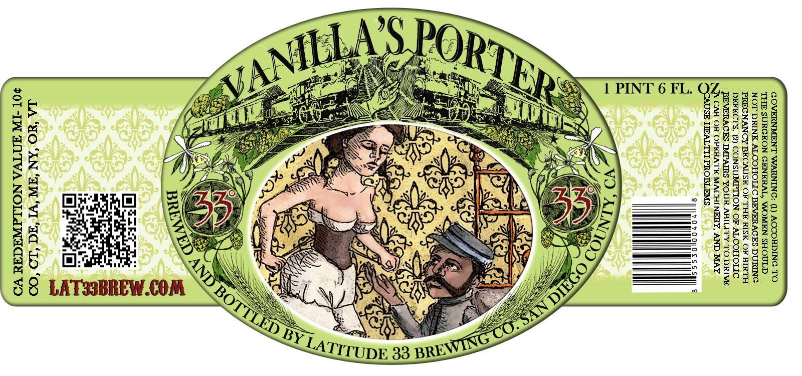Latitude 33 Vanilla