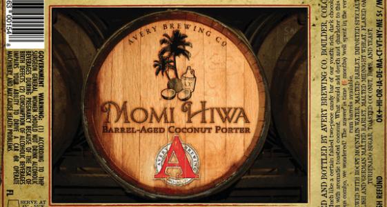 Avery Brewing - Momi Hiwa