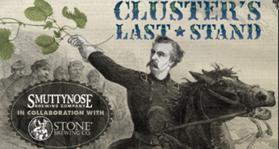 Smuttynose Clusters Last Stand