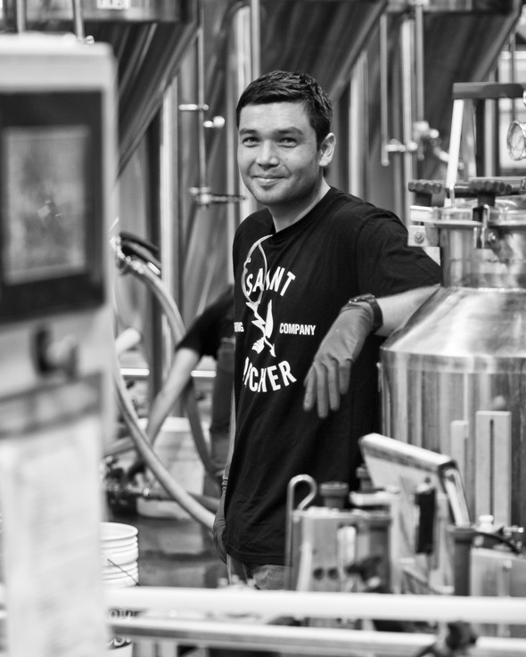 Saint Archer Brewing - Director of Brewing Operations, Yiga Miyashiro