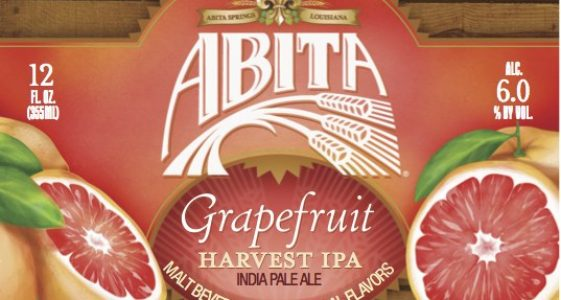 Abita Grapefruit Harvest IPA