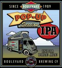 Boulevard Pop-Up Session IPA