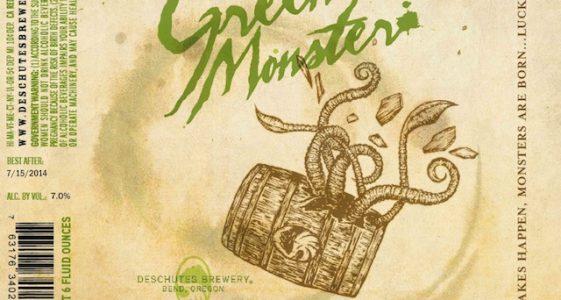 Deschutes Brewery - Green Monster