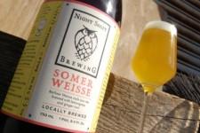 Night Shift Brewing Somer Weisse Bottle