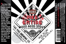 Pike Entire Barrel Aged Stout
