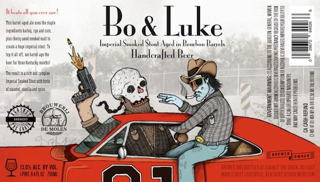Against The Grain Bo and Luke