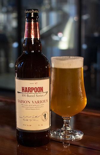 Harpoon Brewery - Saison Various