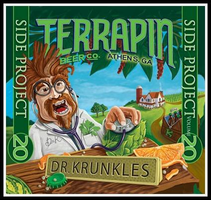 Terrapin Dr. Krunkles White Farmhouse iPA