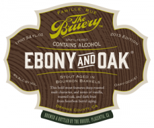 The Bruery Ebony & Oak