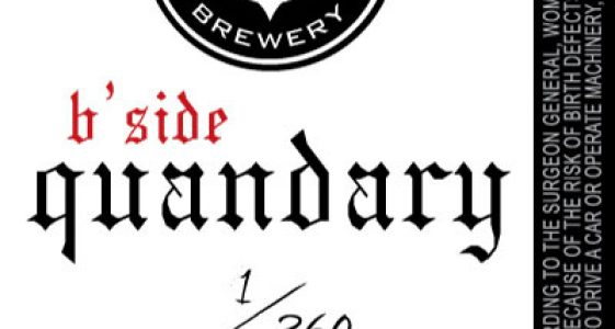 River North Brewery - B Side Quandary