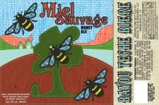 Bayou Teche Biere - Miel Sauvage Honey Ale