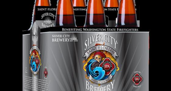 Silver City Brewery - Saint Florian IPA