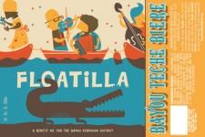 Bayou Teche - Floatilla