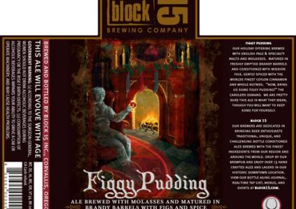 Block 15 Figgy Pudding