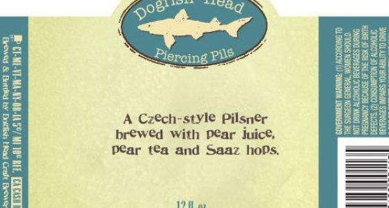 Dogfish Head Piercing Pils