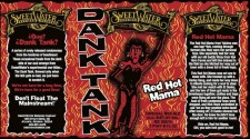 Sweet Water Dank Tank Red Hot Mama Label