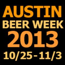 Austin Beer Week 2013
