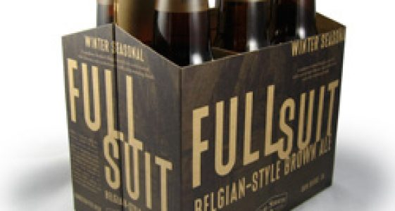 Karl Strauss - Full Suit Belgian Style Brown Ale