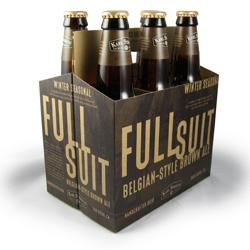 Karl Strauss - Full Suit Belgian Style Brown Ale
