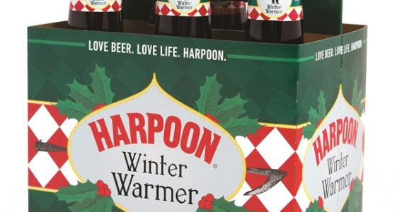 The Harpoon Brewery Celebrates 25 Years of Its Winter Warmer
