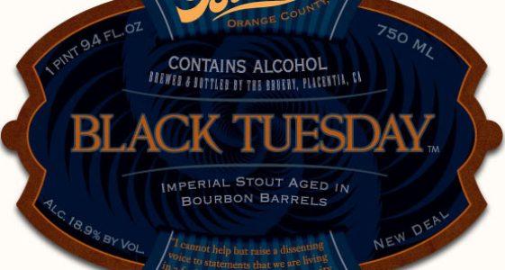 The Bruery Black Tuesday Logo