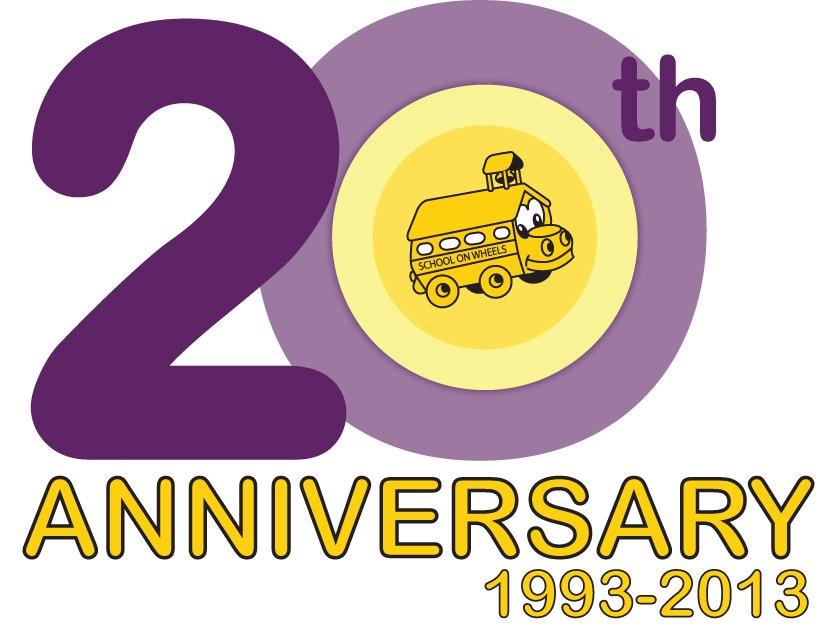 Schools On Wheels 20th Anniversary