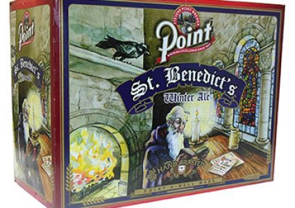 Stevens Point Brewer - St. Benedict's Winter Ale (case)