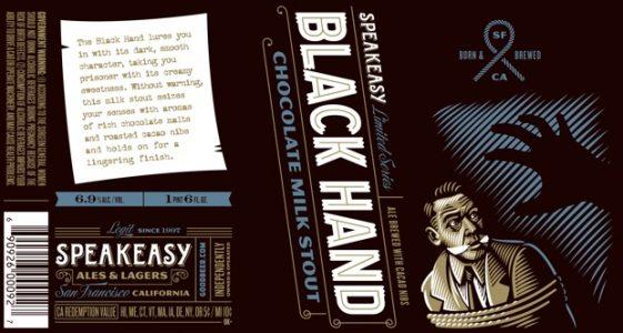 Speakeasy Blackhand