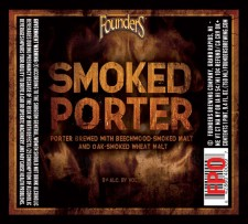 Founders Brewing - Smoked Porter