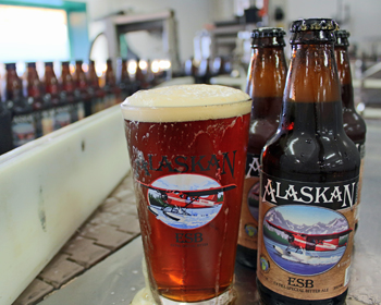 Alaskan Brewing ESB Photo