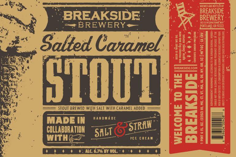 Breakside Salted Caramel Stout