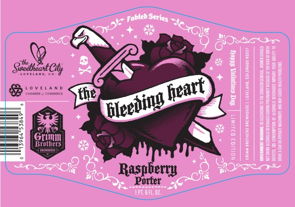 Grimm Brothers The Bleeding Heart