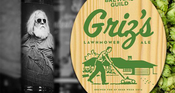 Grizs Lawnmower Ale