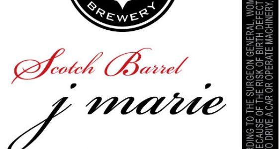River North Scotch Barrel J. Marie