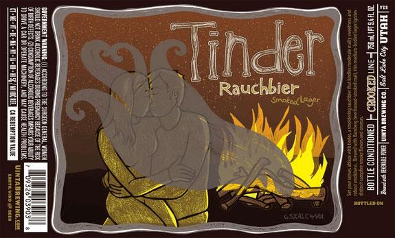 Uinta Tinder Rauchbier