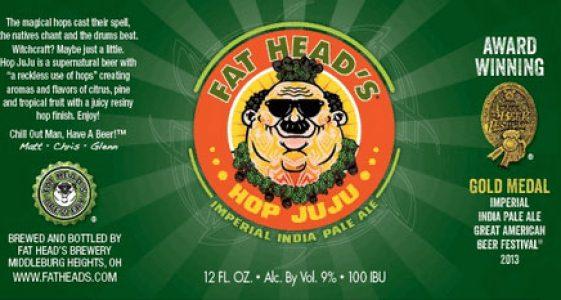 Fat Heads Hop JuJu
