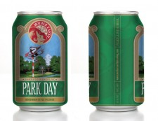 Mother Earth Brewing - Park Day Pilsner