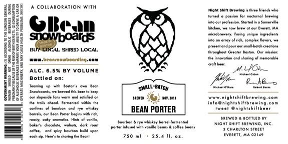 Night Shift Bean Porter