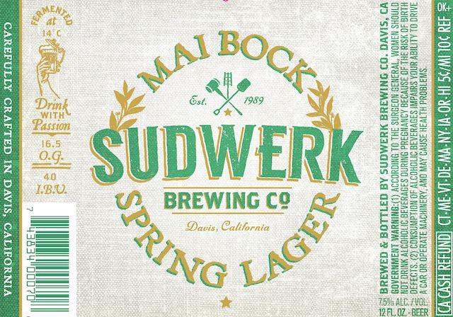 Sudwerk Maibock Spring Lager