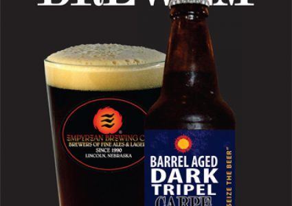 Empyrean Brewing - Carpe Brewem Barrel Aged Dark Tripel