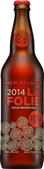 New Belgium Brewing - 2014 La Folie Sour Brown Ale