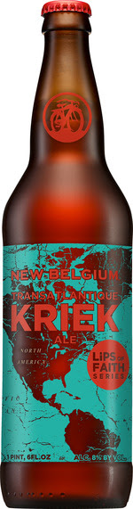 New Belgium Brewing - 2014 Transatlantique Kriek