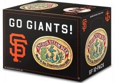 Anchor Steam San Francisco Giants 12 Pack