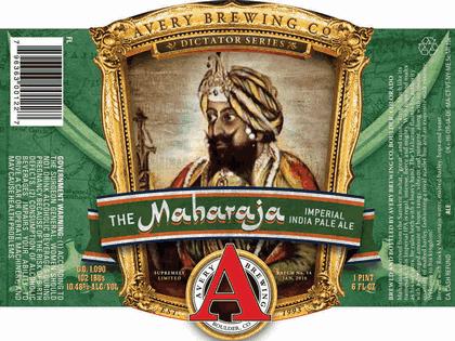 Avery The Maharaja