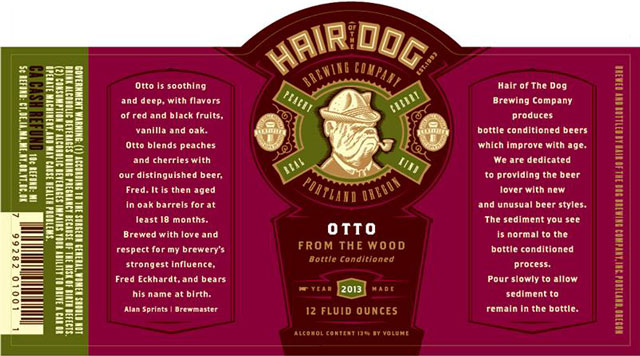 Hair of the Dog Otto
