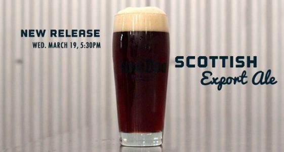 HooDoo Scottish Export Ale