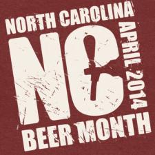 North Carolina Beer Month 2014