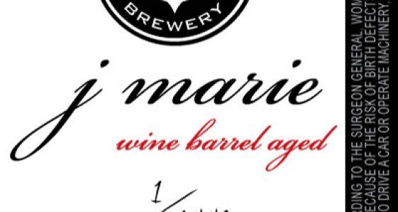River North Wine Barrel Aged J Marie